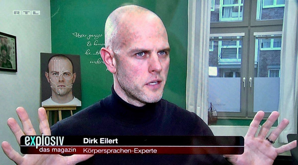 Mimik- und Körpersprache-Analyse: Dschungelcamp - RTL
