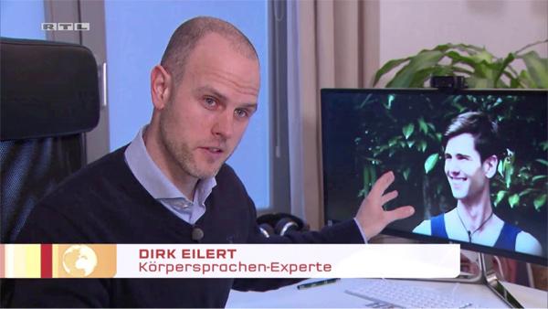 Mimik-Analyse: Dschungelcamp