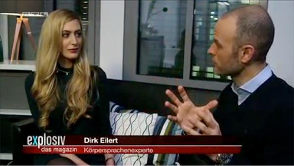Weibliche Signale beim Flirten - RTL