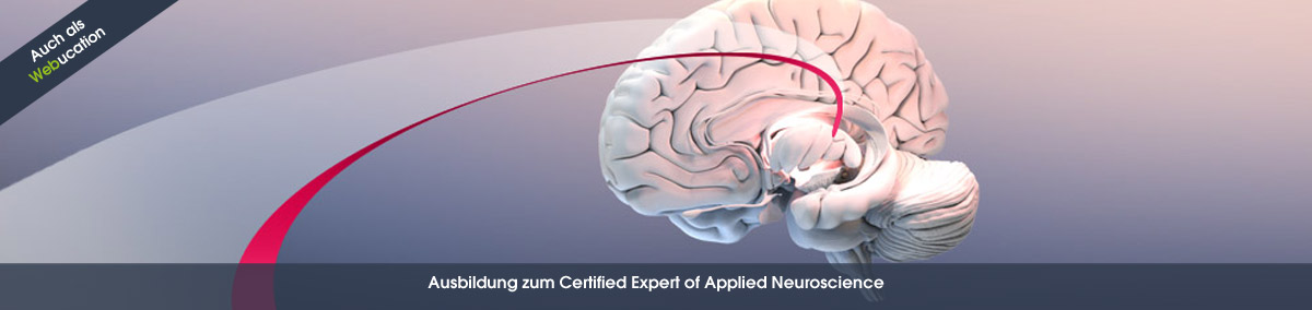 Ausbildung zum Certified Expert of Applied Neuroscience