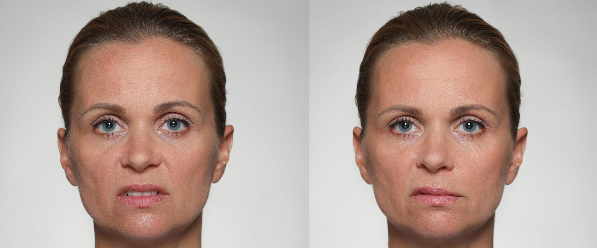 Augenbrauen hochziehen körpersprache 17 Authentische