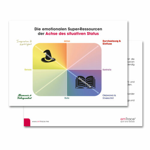 Synergy-Resourcing Karten - situativer Status